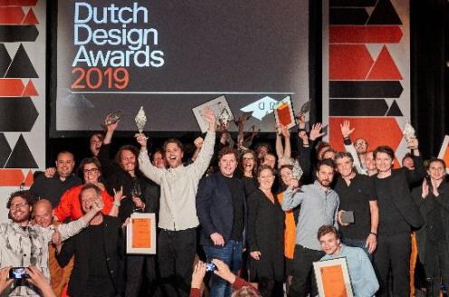 Winnaars Dutch Design Awards 2019 zetten nieuwe designstandaard