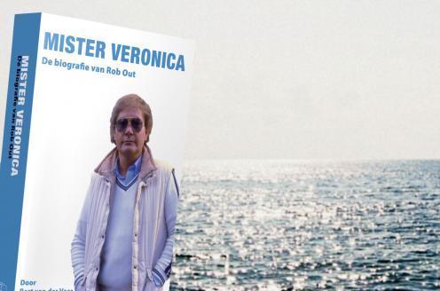 Het vandaag verschenen MISTER VERONICA is de fascinerende biografie over Rob Out, die van Veronica een imposant mediabedrijf wist te maken.