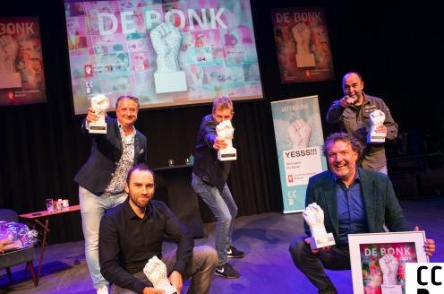 Blue Dragon grote winnaar Communicatieprijs Brabant