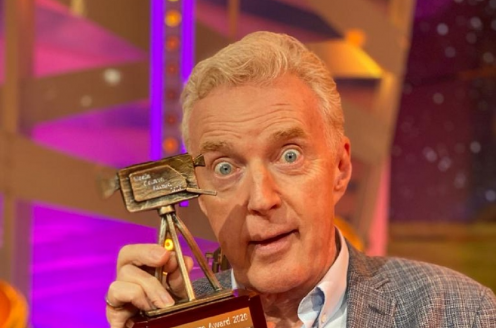 Media Oeuvre Award 2020 naar André van Duin