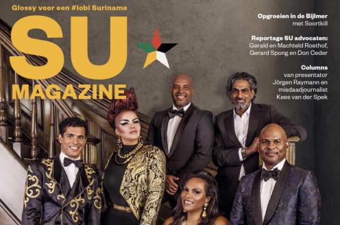 Op 10 november a.s. verschijnt SU Magazine