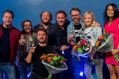 Online Radio Awards 2019 naar KINK, Domien Verschuuren en Man Man Man, de podcast