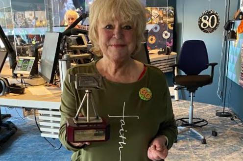 Tineke de Nooij bekroond met Media Oeuvre Award 2021