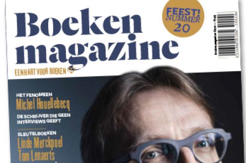Boeken Magazine krijgt Nederlandse editie!