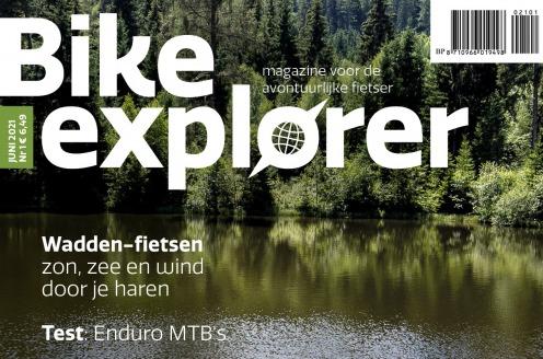 Virtùmedia lanceert BIKE explorer, magazine voor de avontuurlijke fietser