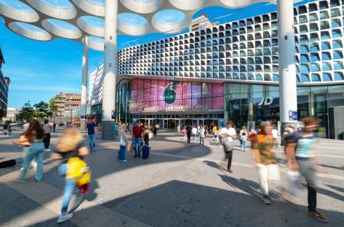 blowUP media lanceert West-Europa's grootste transparante LEDscherm