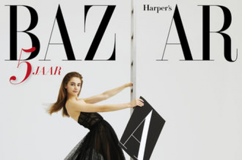 Harper's Bazaar Nederland viert 5-jarig jubileum