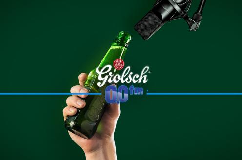 Grolsch en Talpa Network lanceren Grolsch 0.0 FM