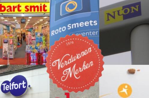 Dit zijn de verdwenen merken van 2019