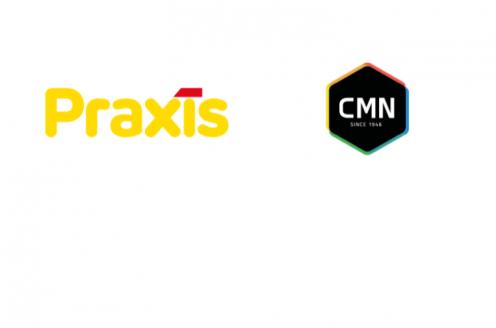 Praxis kiest voor Creative Media Network als marketing productiebureau