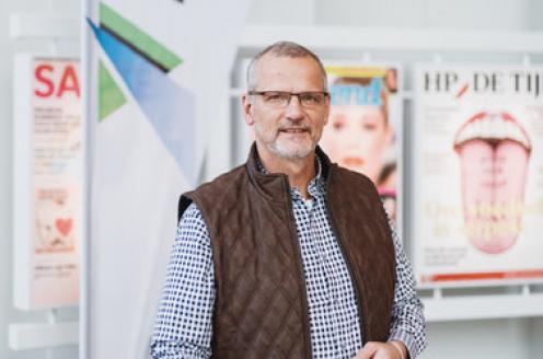 Hubertus de Leeuw treedt na succesvolle transitiefase terug als topman van Audax en draagt het stokje verder over aan  CEO Casper de Nooijer