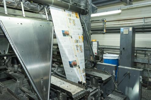 Werkgeluk in krantvorm