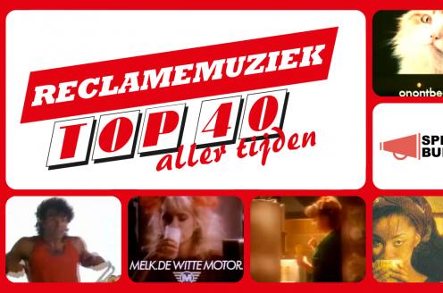 NPO Radio 2 gaat 'Reclamemuziek Top 40 aller tijden' uitzenden